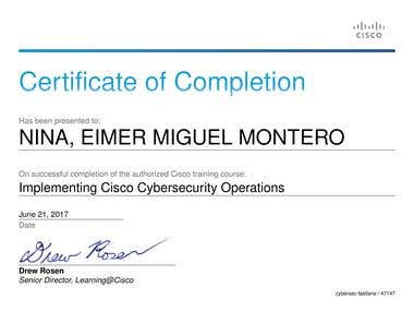 SECOPS CISCO