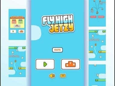 Fly High Jetzy