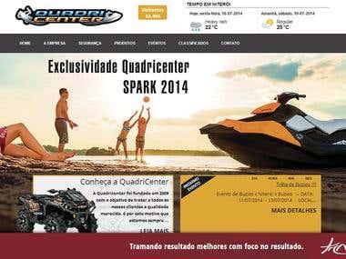 Website - Quadricenter