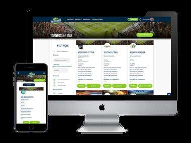 Pelotea (Football Tournaments, Matches, Events, Stadiums)