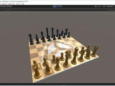Unity - Chess Game
