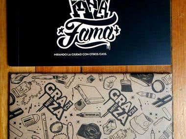 "Street Art Book ""Mala Fama"""