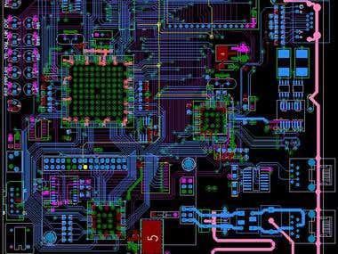 SHDSL_Router board