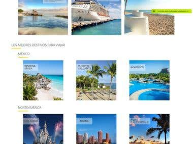 WooCommerce - Vacations Plan Booking