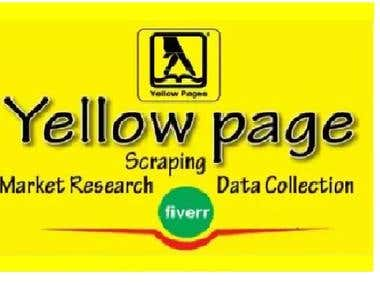 I Will Scrape Yellow Pages