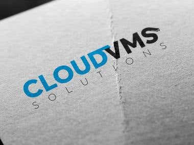 Cloud-VMS-Solutions Logo