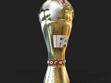 Trophy Design Concept
