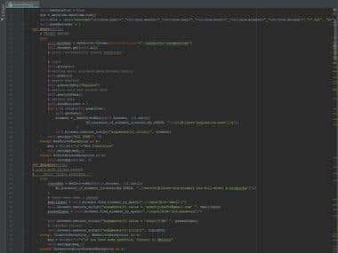 Web Scraping Using Python, Java, C#