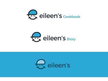 Eileen's Logo design