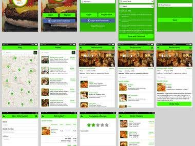 NyamNyam Customer App