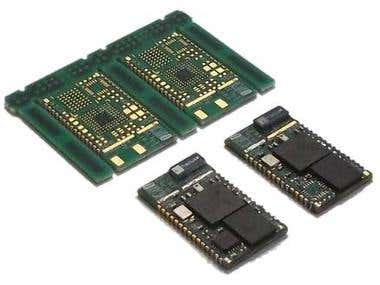 OEM Bluetooth Module HW&FW Design Application
