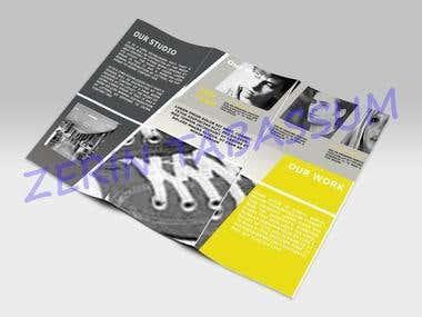 Brochure & Poster Design