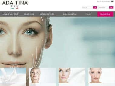 ADATINA WEBSITE