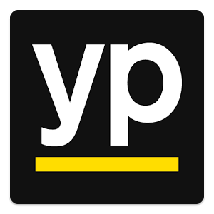 yellow pages React web app