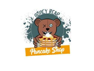 Logotipo 'Honey Bear'