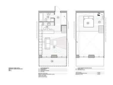 Loft interior concepts