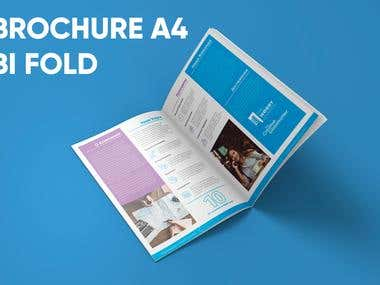 Brochure A4 BiFold