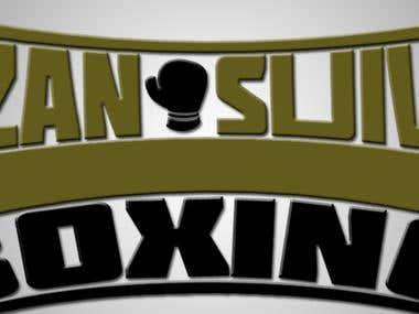 Boxing brand design
