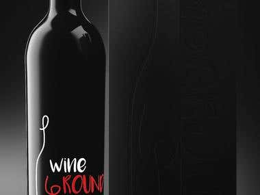 Branding - Wine Ground