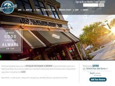 Rockslide Restaurant & Brewery