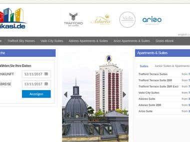 Kikasi - Hotel booking