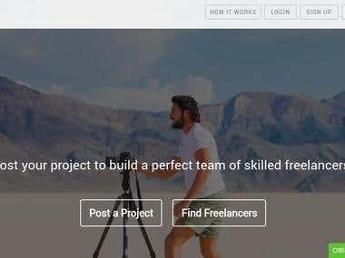 Springdisk - Freelance Developers Marketplace