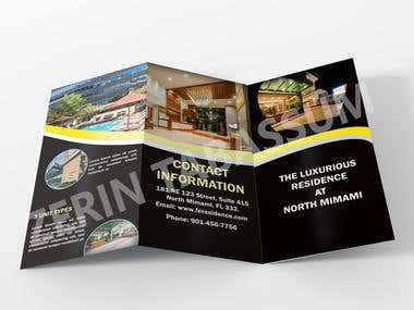 Brochure, Flyer & Poster