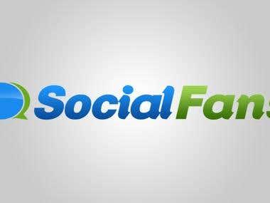 Social Fans Logo