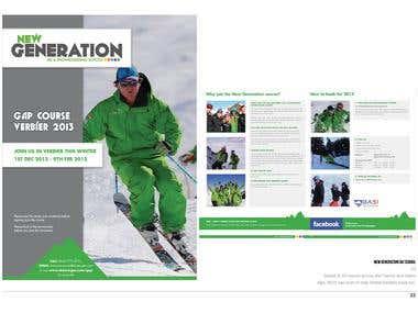 NewGen Ski School