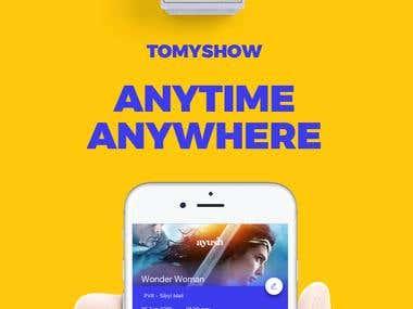 TOMYSHOW App