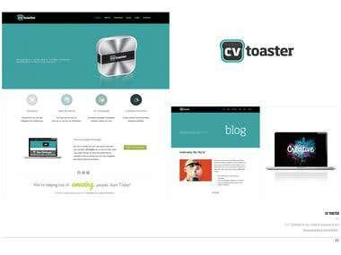 CV Toaster