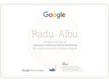 Google Diploma in SMM&SEO