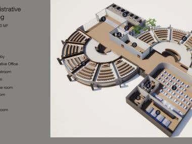 Factory 3D Plans