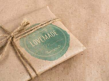 Logo LOVEMADE By Mimi