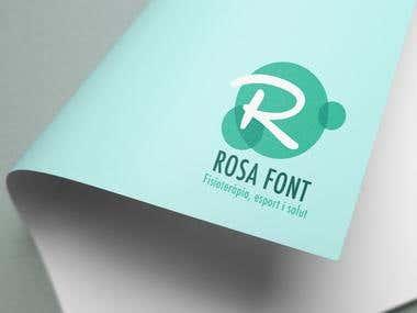 LOGO Fisioteràpia Rosa Font