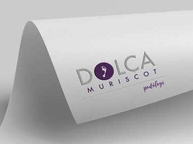 Logo Podológia de Dolça Muriscot