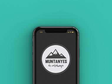Logo Muntanyes de Catalunya