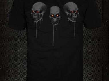 3 Skull Dead
