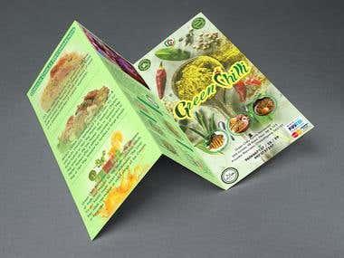 Tri fold flyer designs