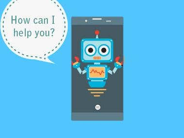 Artificial Intelligence and Chat-bots