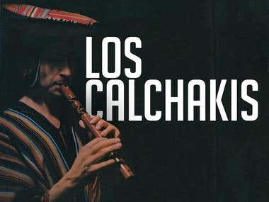 illustration Los Calchakis
