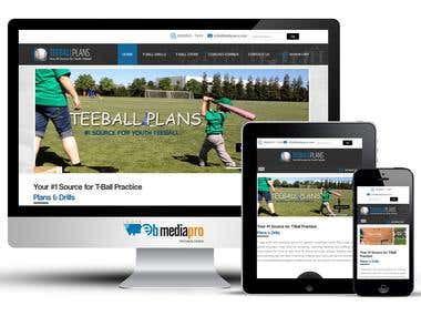Tee Ball Plans (Shopify)