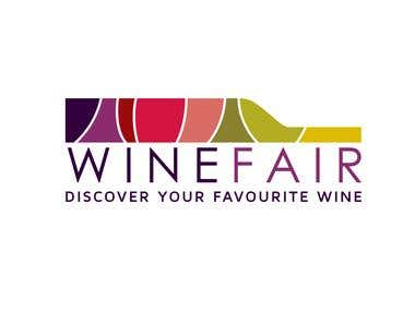 Logo design for a Wine Trade Show