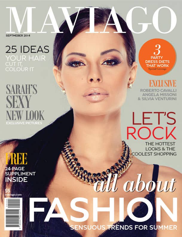 Magazine Cover Design Freelancer