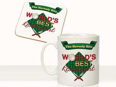 Coaster & Mug