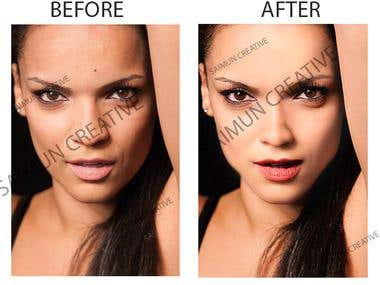 Beauty and Retouching