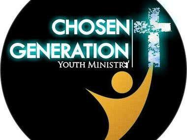 Participación en el Concurso para elaborar logo a Iglesia.
