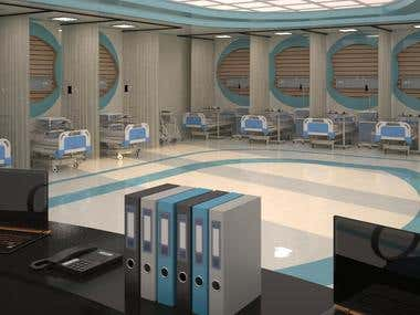 hellwan hospital