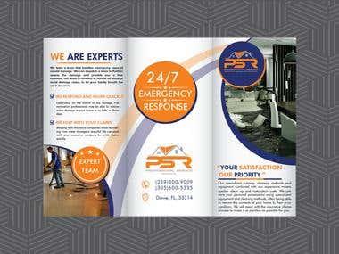 Tri-Fold Brochure / flyer