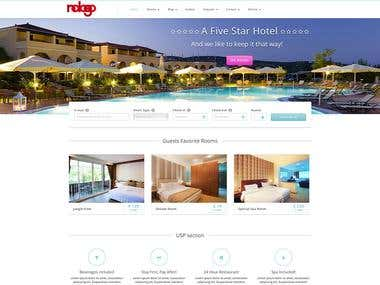 Centralized Hotel ERP